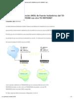 ¿Cómo usar la Función (WDS) de Puente Inalámbrico del TD-W8950ND con otro TD-W8950ND_ - Bienvenido a TP-LINK