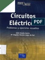 Circuitos Electricos - Problemas y Ejercicios Resueltos