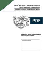 255 400 Homeowners Manual 1018075
