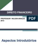 Direito Financeiro esquema