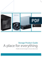 DLink Storage Product Guide April 2013 Light