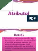 Atributul Pp