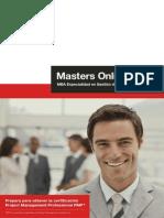 IEP-MBA Especialidad Gestion de Proyectos