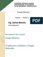 Campos y Fuerzas Elctrica C4 P1