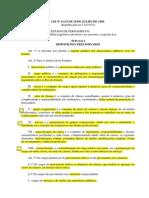 3 - Regime jurídico dos funcionários públicos PE