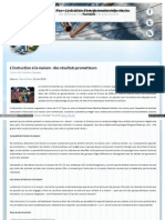 Newsoftomorrow Org Vie Systeme Scolaire Linstruction a La Ma