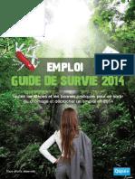 Guide de Survie 2014 - Qapa.fr