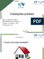 AULA 9 - Instalações prediais