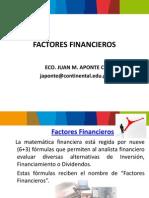 Factores Financieros Vista