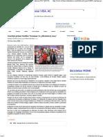 "16-03-14 Concluye primer triatlón ""Iroman 70.3 Monterrey 2014"""