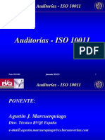Iso 10011 Auditorias