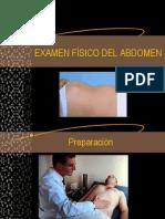 31451244 Examen Fisico Del Abdomen