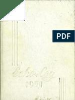 UCA 1951 Echo Log