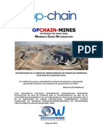 Opchain Mines Conceptual