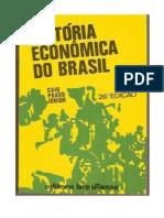 8614987 Caio Prado Junior Historia Economica Do Brasil