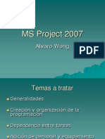MS Project 2007 (1)