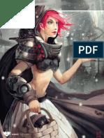 Female Scifi