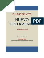 El Libro Del Ateo Nuevo Testamento