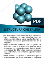 Clase 8 Ciencia de Los Materiales