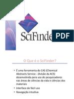 Tutorial SciFinder Web