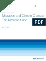 Albo y Ordaz 2010. Migracion y Cambio Climatico. Caso Mexico