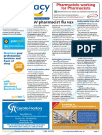 Pharmacy Daily for Tue 18 Mar 2014 - NSW pharmacists flu vax, Pharmacists ImproveIT, Check in with your lungs, Guild Update and much more