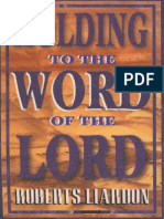 Roberts Liardon - Holding to the Word of the Lord