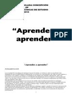 PROYECTO DE TÉCNICAS DE ESTUDIO