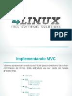 Slides Programando OO Com MVC e Singleton
