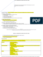 Physical Assessment Exam Study Guide Final Draft
