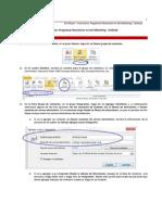 PM Instructivo - Programar Reuniones en GoToMeeting y Outlook