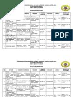 Program Kecemerlangan Bi Upsr 2014