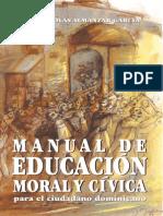 Manual de moral y cívica
