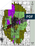 Brazil, Indiana - Zoning Map