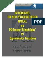 Bridge Manual Presentation