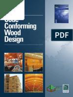 Code Conforming Wood Design