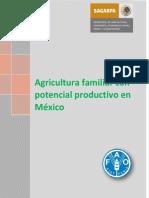 Agricultura Familiar Con Potencial Productivo en Mexico