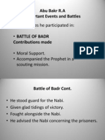 Abu Bakr R