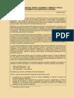 Estudio de La Factibilidad(Eco) Saponinas