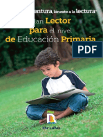 Proyecto Plan Lector 2014