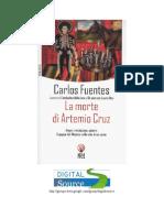 Carlos Fuentes - A Morte de Artemio Cruz