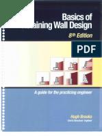 49249844 Basics of Retaining Wall Design by Hugh Brooks