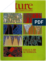 Cellular Automata Models Complexity