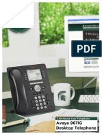 Telephone Guide - 9611G IP (May 2012)