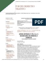 ELEMENTOS DE DERECHO ADMINISTRATIVO_ Angel Estrada y Cía S.A. C