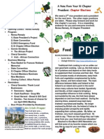 dkg newsletter - meeting notice march 8 - 2014
