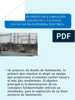 PROYECTO DISEÑO DE SISTEMA DE ILUMINACIÓN.ppt