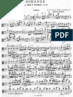 Svedsen Romanze Op.26