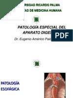03 Patología del tubo digestivo- actualizado 2012