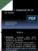 control y organizacin de la clase - copia